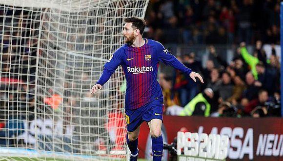 Con nuevo triplete, Messi aumenta su ventaja sobre Cristiano Ronaldo
