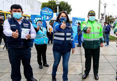 COVID-19: promueven vacunación entre taxistas, choferes y cobradores de transporte público en el Callao