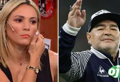 Diego Maradona: denuncian que su expareja Rocío Oliva usó tarjeta de crédito incluso después de la muerte del astro del fútbol
