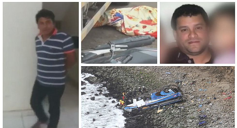 Chofer de tráiler mató a motociclista un año antes del accidente en Pasamayo