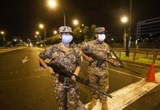 Coronavirus en Perú: Hoy el toque de queda inicia a las 9:00 p.m. en Lima Metropolitana y Callao