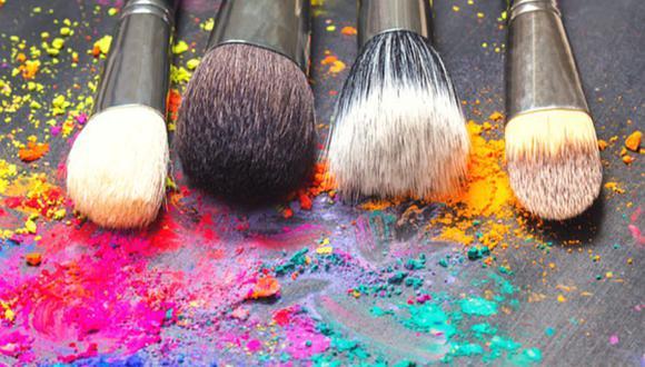 5 reglas básicas para limpiar las brochas de maquillaje