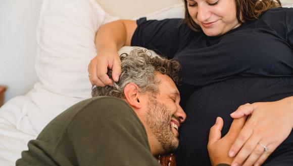 Los movimientos del bebé son un indicador de que todo va viento en popa. (Foto: Amina Filkins / Pexels)