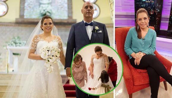 Milagros Leiva comparte foto de su hermoso anillo de matrimonio (FOTO)