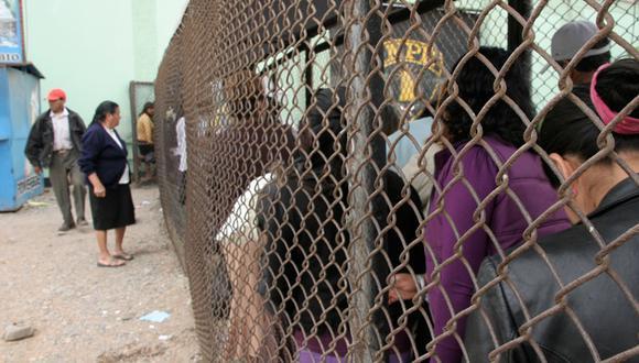 INPE culpa a PNP de asesinato en penal de Lurigancho