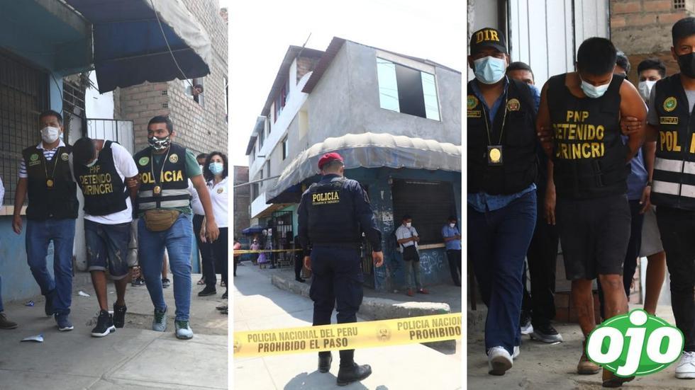 En menos de 24 horas, la Policía Nacional del Perú (PNP) capturó esta tarde a los cinco presuntos delincuentes que anoche perpetraron un violento un asalto a una joyería de la sexta cuadra del Jirón de la Unión, en el Cercado de Lima, y recuperaron los bienes robados.
