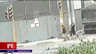 Residentes de Breña denuncian constantes robos en el distrito