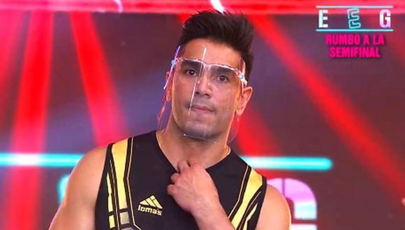 """Esto es Guerra"": Rafael Cardozo regresa para participar en gran semifinal. (Foto: Captura de video)"