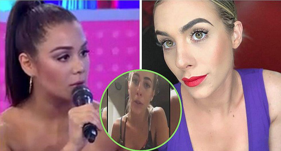 Poly Ávila: Alexandra Méndez 'La Chama' nombra qué chicos realities estuvieron en la fiesta