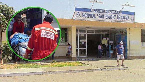 Más de 15 personas resultaron heridas por fuerte sismo en Áncash