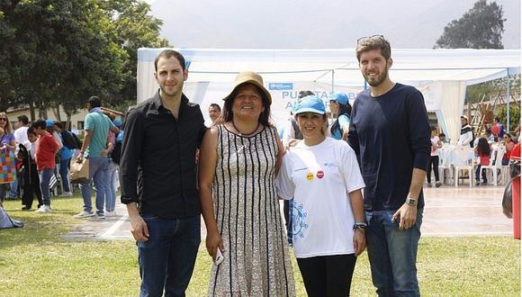 Marca danesa apoya a niños de la Aldea SOS en Pachacamac