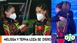 """Tepha Loza a su hermana Melissa: """"Pedí tanto a mi papá que me dé la oportunidad de reencontrarme con ella"""""""