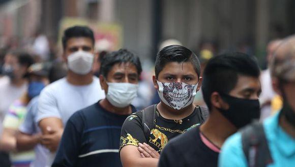 Coronavirus en México | Ultimas noticias | Último minuto: reporte de infectados y muertos hoy, martes 7 de julio del 2020 | Covid-19 | (Foto: EFE/Sáshenka Gutiérrez).