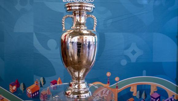 La final de la Eurocopa será el 11 de julio en el Estadio de Wembley. (Foto: AFP/LISELOTTE SABROE)