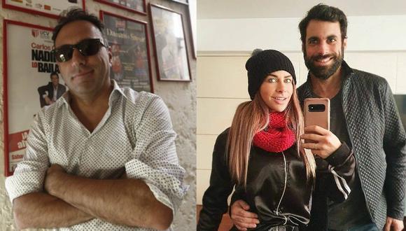 Carlos Galdós entrevistó a Xoana González y a su novio Javier González. (Fotos: GEC/ Redes sociales)