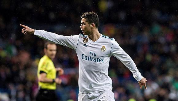 Cristiano Ronaldo es contundente y amenaza a Lionel Messi