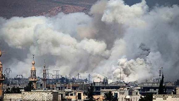 """Irán: Israel y terroristas en Siria tienen """"intereses comunes"""""""
