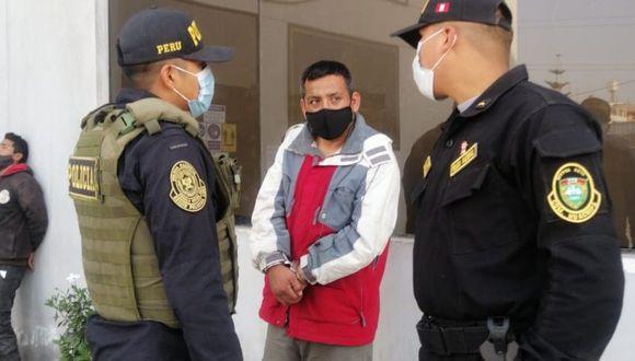 José Zumaeta pretendía apoderarse de la vivienda que ocupa su expareja. (Foto: GEC)