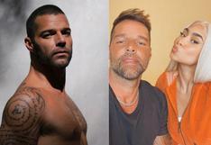 """Ricky Martin se une a Paloma Mami para estrenar el single """"Qué rico fuera"""""""
