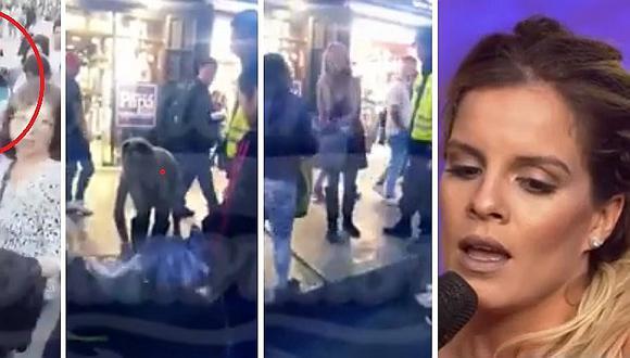 Alejandra Baigorria: su mamá se convierte en ambulante informal y serenazgo la echa (VIDEO)