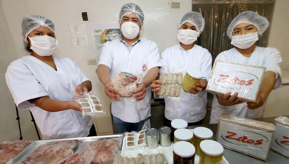 Conoce a la familia cusqueña que busca internacionalizar la carne de cuy en plena pandemia (Foto: Juan Sequeiros)