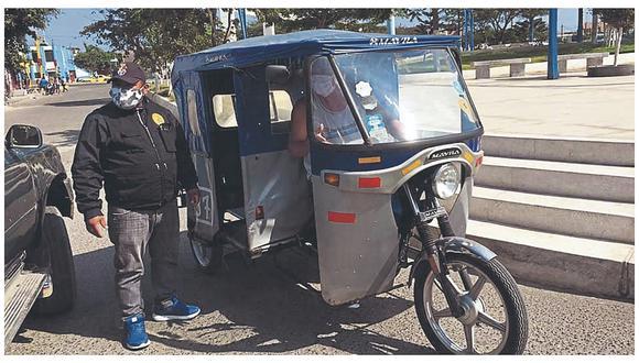 """Las denominados """"motos torito"""" son parte de una nueva modalidad que busca evitar los controles policiales y las intervenciones de las autoridades. (Foto referencial)"""