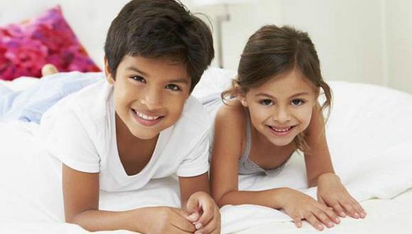 Logra una relación positiva entre hermanos