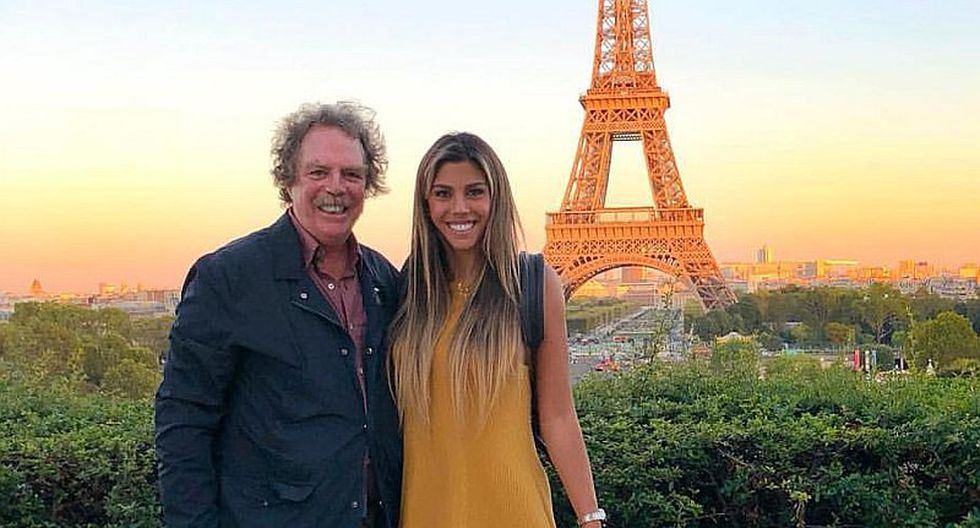 Alondra García Miró en París: 4 momentos felices en la ciudad del amor