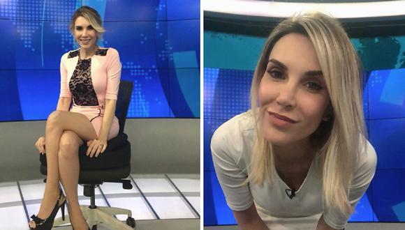 Juliana Oxenford deja la conducción de programa de Latina