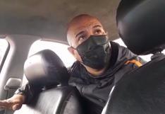 Surco: ladrón de llantas ofreció S/500 a policías y serenos para liberarlo | VIDEO