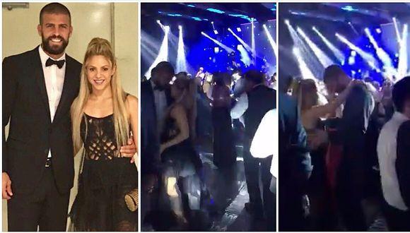 La boda de Messi y Antonela: filtran video de sensual baile de Shakira y Gerard Piqué (VIDEO)