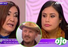 'Gringo Karl' le fue infiel a su actual pareja, según 'Flor de Huaraz' | VIDEO