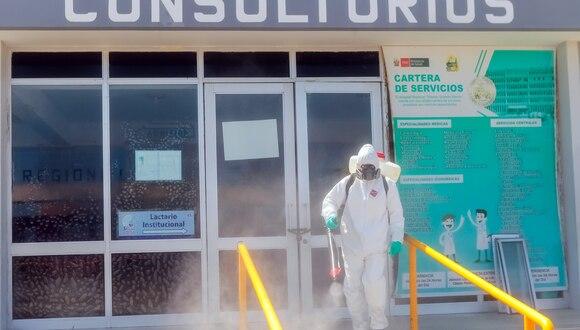 Tres de las víctimas fallecieron en el Hospital Regional Eleazar Guzmán Barrón de Nuevo Chimbote, en Áncash. (Foto: Gobierno Regional de Áncash)
