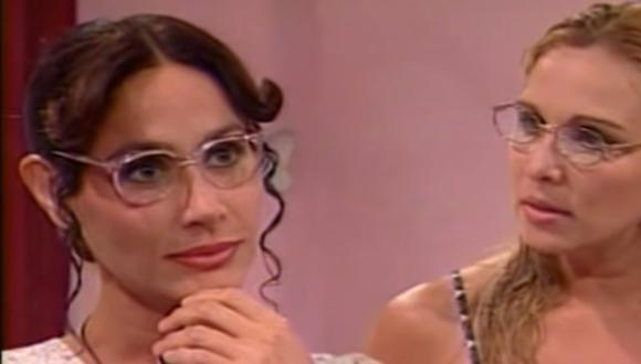 "El papel que interpretó Pilar Secada era considerada como la 'betty, la fea' de ""Mil oficios"" (Foto: Panamericana TV)"