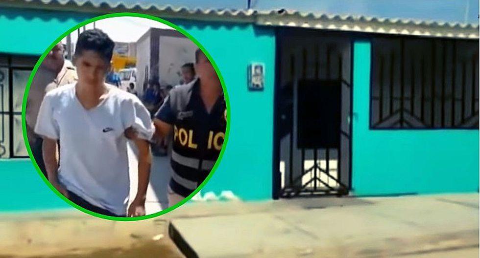 Piura: dejan en libertad al joven que mató a su papá por defender a su madre