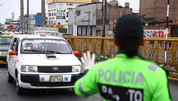 El proyecto prepara nueva disposiciones para realizar el servicio de taxi. (GEC)