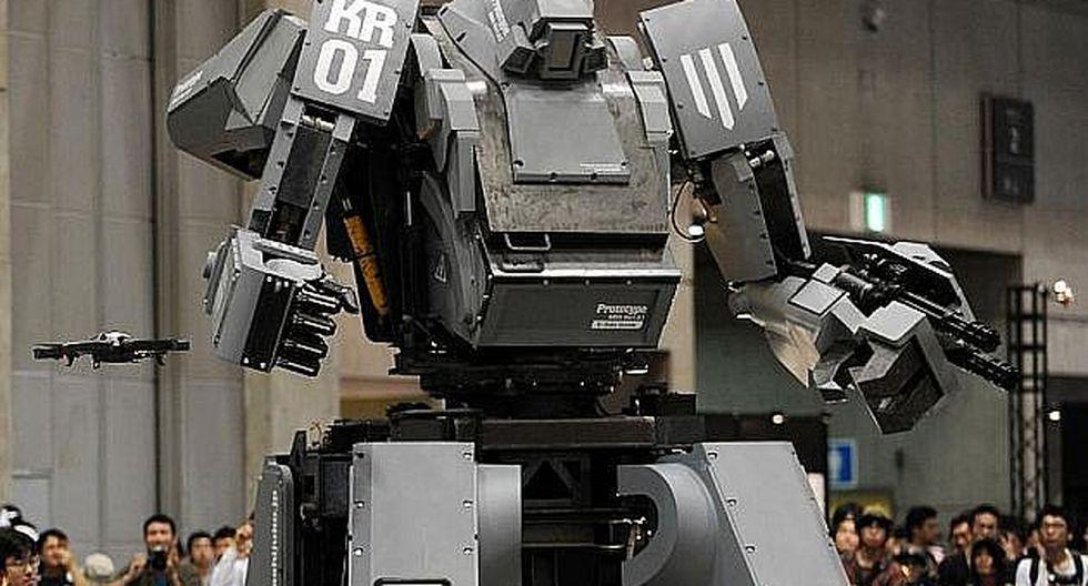 "Países decidirán si deben profundizar el diálogo sobre ""robots asesinos"""
