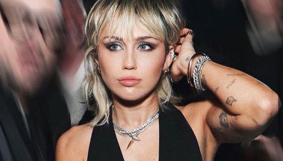 """Miley Cyrus anunció fecha de lanzamiento de su nuevo álbum """"Plastic Hearts"""". (Instagram: @mileycyrus)"""