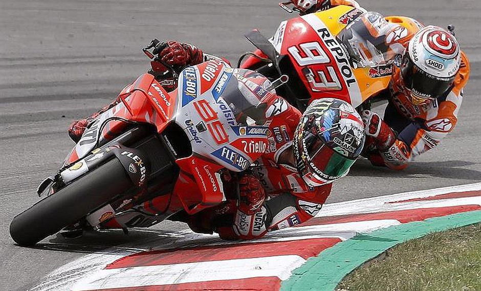 MotoGP: Lorenzo gana de nuevo y Márquez consolida liderato rumbo al título