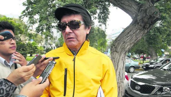 """Adolfo Chuiman feliz por regreso de """"De vuelta al barrio"""" a la pantalla chica. (Foto: GEC)"""