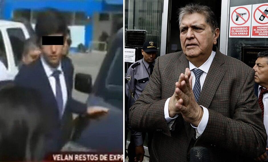 Federico Danton revela por primera vez los recuerdos que tiene de su padre Alan García (VIDEO)