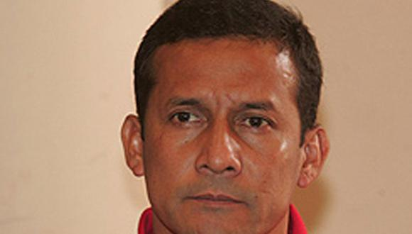 Ollanta Humala llegó a reunirse con Barack Obama