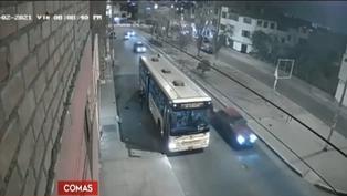 Comas: delincuentes asaltan pasajeros de bus alimentador del Metropolitano