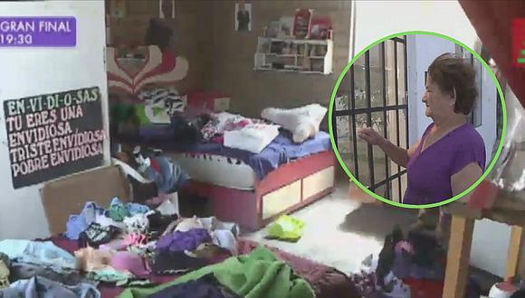 Anciana es secuestrada y golpeada por rateros dentro de su casa en Ancón