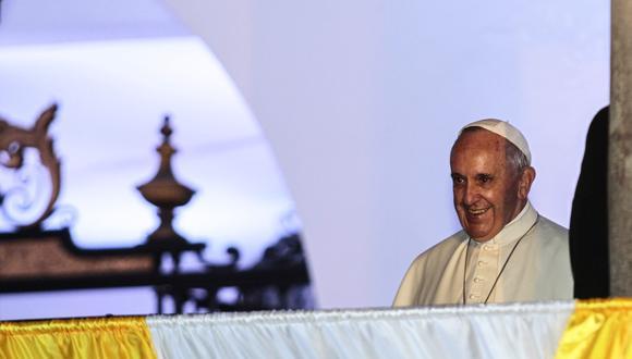 Papa Francisco: Prohíben pancartas a favor de bodas gay durante su visita a Paraguay