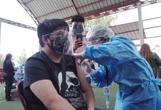 Cusco: Adolescentes entre 12 y 19 años acudieron masivamente a vacunarse contra la COVID-19