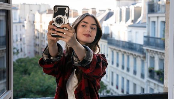 """Emily in Paris"": Netflix confirmó segunda temporada de la serie protagonizada por Lily Collins. (Foto: Netflix)"