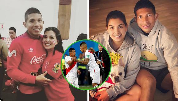 Novia de Edison Flores comparte foto de emotivo reencuentro tras derrota con Dinamarca