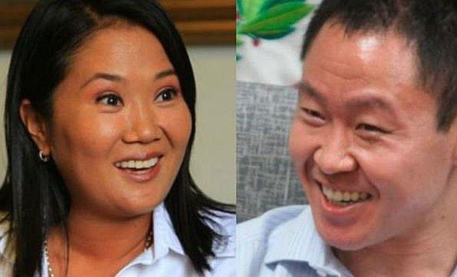 Keiko Fujimori: Su hermano Kenji y ella siguen en carrera