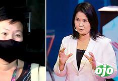 """Sachi Fujimori sobre posible segunda vuelta entre Keiko y Pedro Castillo: """"No hay ningún ganador, es un reclamo de tantas necesidades"""""""